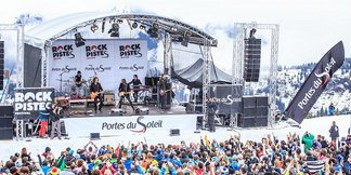 Rock The pistes ©Office de Tourisme Morzine Avoriaz