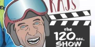 Se hele showet til Kaj Zackrisson ©Skjermdump