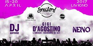 Snowland Festival: weekend di musica e sport a Livigno ©Snowland Music Festival