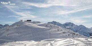 Największy ośrodek narciarski w Austrii Ski Arlberg w piątek otwiera sezon 2017/18 ©Facebook St. Anton am Arlberg