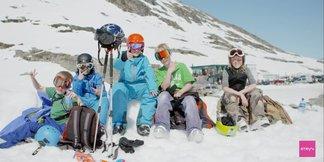 Nå åpner Stryn sommerskisenter ©Link film og media