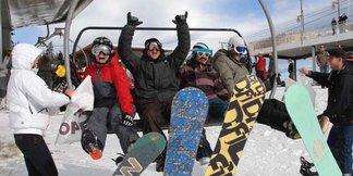North American Ski Resorts Open for Skiing & Snowboarding
