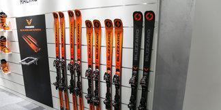 ISPO Highlights 2018: Das sind die neuen Ski für die Saison 2018/2019 - ©Skiinfo   Sebastian Lindemeyer