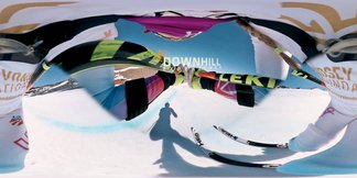 Guarda la discesa mozzafiato di Lindsey Vonn a 360 gradi ©Briko.com