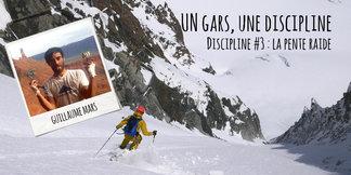 Débuter le ski de pente raide ©Guillaume Mars