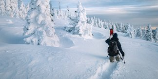 Ski Santa Fe: Blower Powder Where the Rockies Begin!  ©Ryan Heffernan