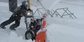 Épisode neigeux exceptionnel sur les Hautes-Alpes