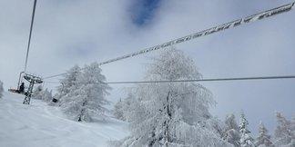 Meteo weekend: neve e forti piogge al Nord e ondata di calore al Sud (9-10 Marzo) ©Frabosa Ski Facebook