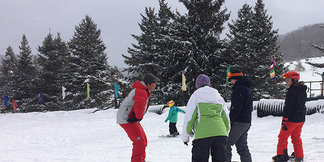 Half Priced Packages for Learn a Snowsport Month at Holiday Valley ©Jane Eshbaugh, Holiday Valley Resort