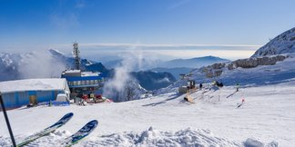 Sciare a Sella Nevea ©Kanin - Sella Nevea | Facebook
