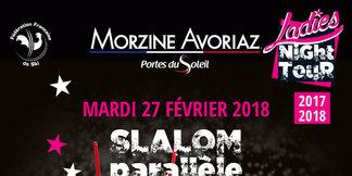 Le ski féminin s'invite à Morzine