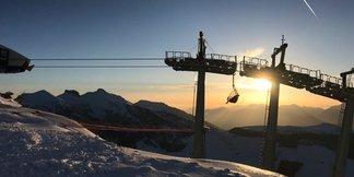Colazione e sciata all'alba: sul Monte Bondone torna #TrentinoSkiSunrise ©Monte Bondone Facebook