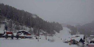 Nevicate in corso: tutte le immagini! ©Pila Valle d'Aosta Facebook