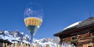 L'aperitivo delle Dolomiti è a San Martino di Castrozza ©San Martino di Castrozza Facebook