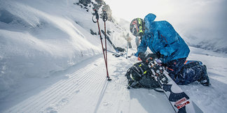 Les SCOTT Powder Days, l'opportunité de se lancer en freeride/freerando ©Scott