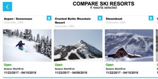 Ski Resort Compare Tool: See Side-by-Side Stats