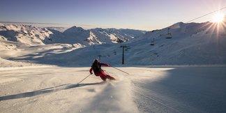 Raport narciarski: wkrótce koniec mrozów, będzie cieplej i mokro! - ©facebook | Zillertal Arena