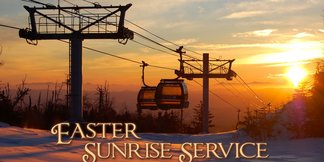Easter Sunrise Service on Gore Mountain ©Join the Gore Region for this annual tradition with singing, instrumentals and community participation