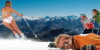 Summer Skiing: 16 Sweetest Summer Ski Resorts - ©Tignes