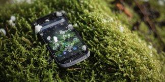 De Land Rover Explore, een nieuwe outdoor-smartphone - ©D.Daher