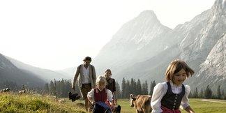 Familiensommer 2018: Auf Entdeckungsreise in der Tiroler Zugspitz Arena - ©Zugspitz Arena