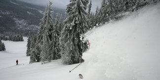 38 Skigebieden in Noorwegen operationeel
