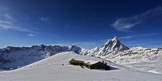 Weekly snow report 15/11/18 - ©Cervinia/Facebook