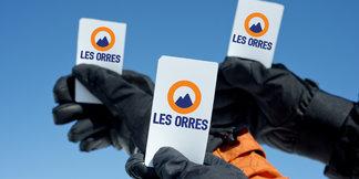 Les forfaits de ski des Orres vendus en ligne à prix réduit ©KonArt - Fotolia.com