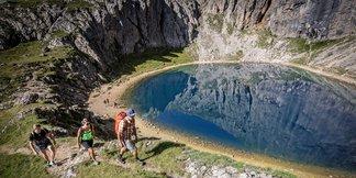Aktívna dovolenka v Alta Badia: treking, prechádzky, cykloturistika i paragliding ©Freddy Planinschek