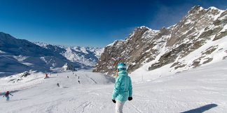 Where is the snow at our top 20 ski resorts? ©Val Thorens/Facebook