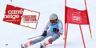 Carré Neige, l'assurance ski qui soutient le mouvement sportif ©Comité Ski Savoie