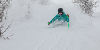 Stoke Alert: December Powder Buries Banff & Lake Louise!   ©SkiBig3 | Dan Evans