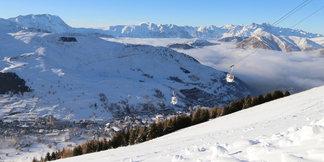 Du ski et de nombreuses activités jusqu'au 22 avril aux 2 Alpes ©OT les 2 Alpes