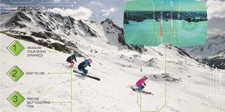 Smart Ski Technology – Elan stellt erstes integriertes Smart-Ski-Konzept vor ©Elan