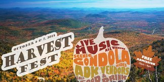 Gore Mountain Harvest Fest ©Free family fun in a beautiful autumn atmosphere!
