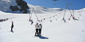 Gdzie na narty w październiku? ©Cervino Spa