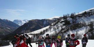 Les P'tits Chefs à la Neige©, concours de ski-pâtisserie