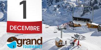 J-3 semaines au Grand Tourmalet (ouverture dès le 1er décembre) ©Office de tourisme Tourmalet - Pic du Midi