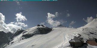 E' iniziata la stagione dello sci estivo a Passo Stelvio! ©Passo Stelvio