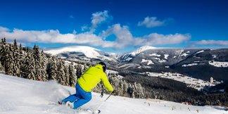 Od pátku se lyžuje v Peci, ve SkiResortu lyžaři najdou 14 km sjezdovek ©SkiResort ČERNÁ HORA - PEC