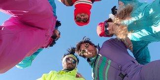 Pur Ski Vintage dans le cadre des 50 ans de Puy Saint Vincent