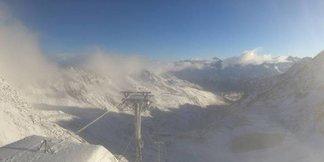 V Söldene sa začína lyžovať! ©Facebook Sölden