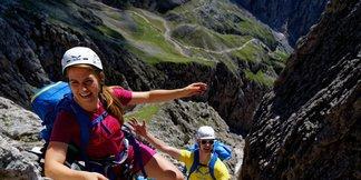 6 nuovi modi per trascorrere l'estate in Trentino ©www.sanmartino.com