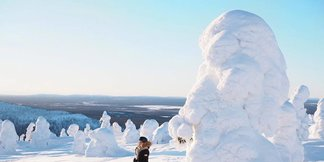 Levi, Finland: A fantasyland on and off the slopes ©Levi/Facebook