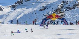 Sofia Goggia e Dominik Paris presentano: Red Bull Discesa Libera ©www.redbull.com