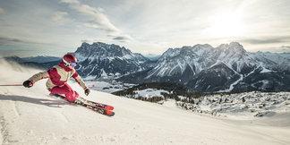 Special Skitechnik: Richtig carven - die Grundelemente der Carving-Technik ©Tiroler Zugspitz Arena