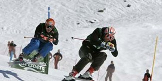 """High Five"" competitions at Verbier, April 5th"
