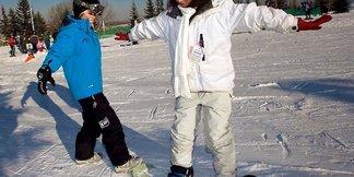 3 bonnes raisons de débuter le snowboard ©Robin KuniskiYear: 2009
