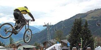 VTT : Finale IXS Downhill Cup à Bellwald ©rz-online.ch