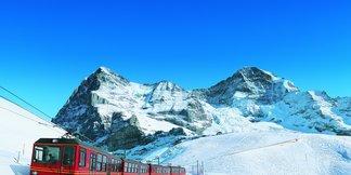 Ski train: 10 of the best resorts by train ©Jungfrau Turismus